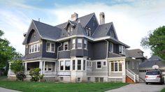 แบบบ้านสไตล์วิคตอเรียน สถาปัตยกรรมบ้านหรูสไตล์ผู้ดีอังกฤษ