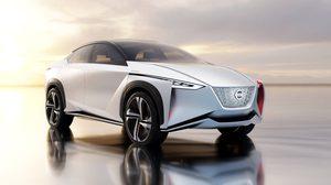 Nissan IMx Concept รถต้นแบบ เตรียมขายปี 2019