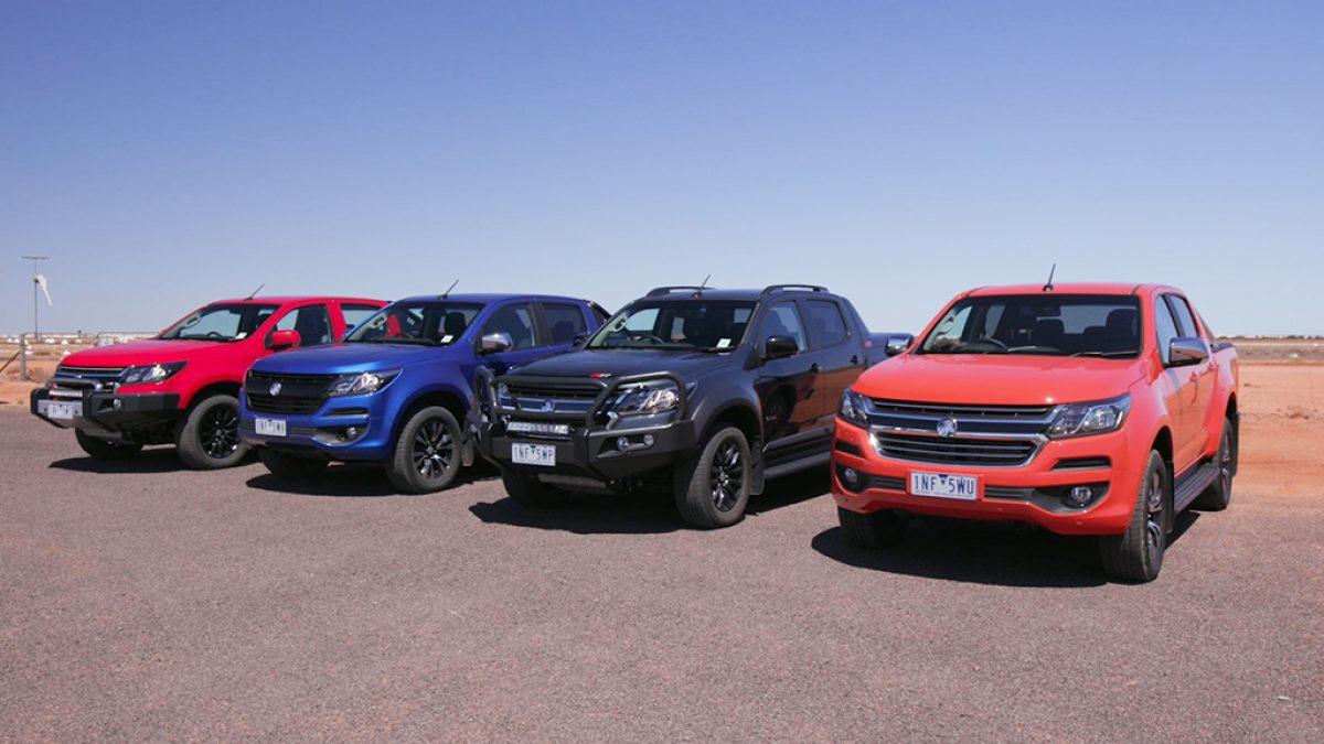ขับ Chevrolet Colorado ตะลุยดินแดน The Outback ประเทศออสเตรเลีย