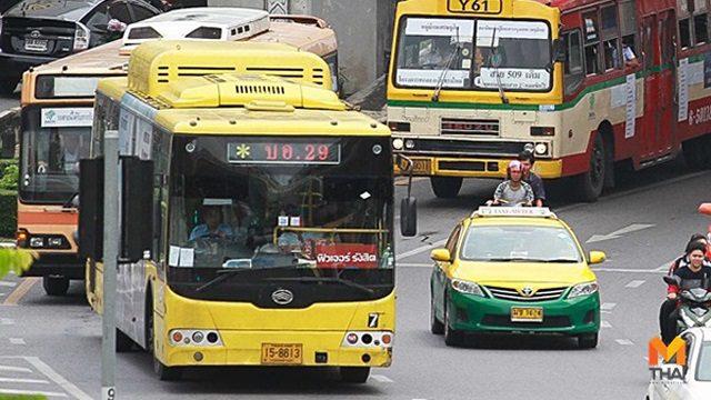 ส.ส.พลังประชารัฐ เสนอใช้รถเมล์ไฟฟ้าลด PM 2.5