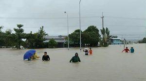 อุบลราชธานี ประกาศเขตให้ความช่วยเหลือภัยพิบัติกรณีฉุกเฉิน 9 อำเภอ