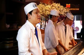 ตามรอยนักชิม - Shinsoko Sushi ซูชิต้นตำรับจากญี่ปุ่น