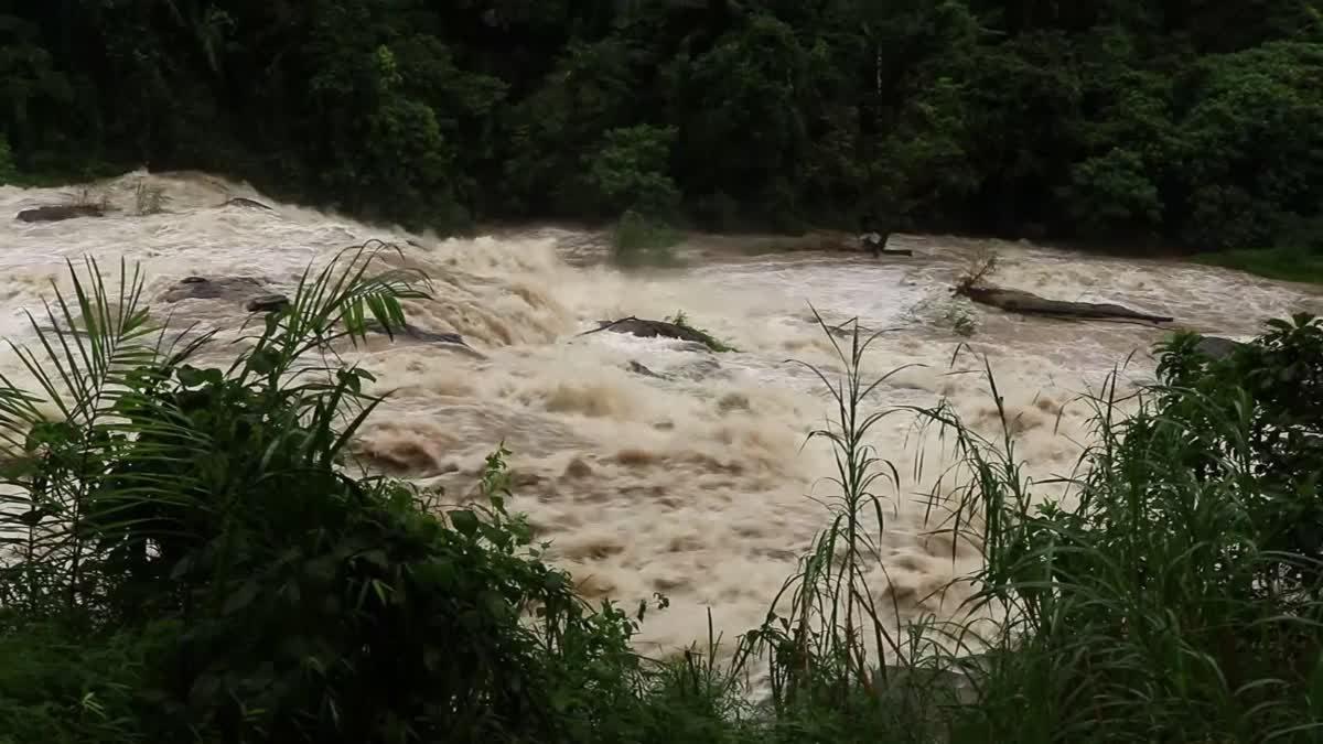 สั่งปิด! น้ำตกหลายแห่งในตรัง หลังฝนถล่มน้ำป่าหลาก