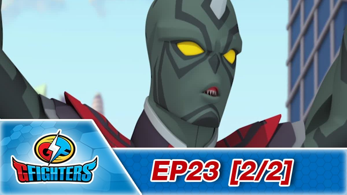 G fighter ep 23 [2/2]