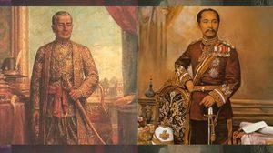ลำดับราชวงศ์จักรี รัชกาลที่ 1-9