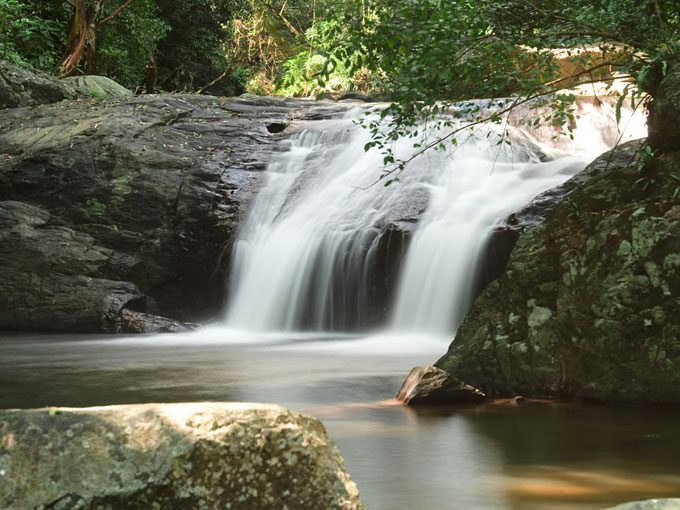 หัวหิน น้ำตกป่าละอู
