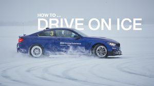 ลื่นแค่ไหนก็เอาอยู่ แค่มี 3 ปัจจัยสำคัญ ช่วยควบคุมรถบนพื้นน้ำแข็งสุดลื่น
