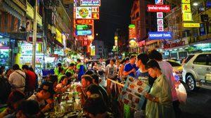 กทม. ยันไม่เลิก 'Street Food' เยาวราช-ข้าวสาร
