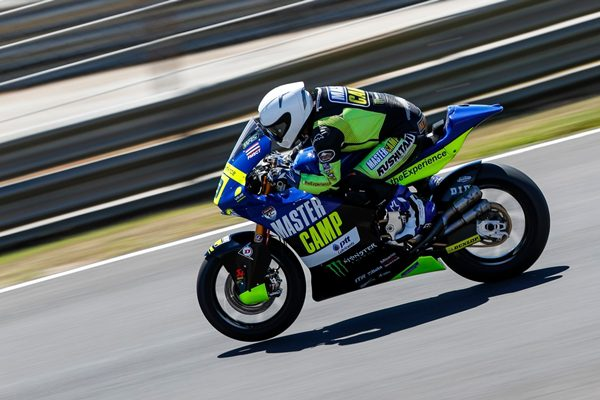 Yamaha Moto2