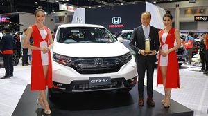 Honda คว้า 3 รางวัล TAQA Award ในงานมหกรรมยานยนต์ ครั้งที่ 35 ครองอันดับหนึ่ง