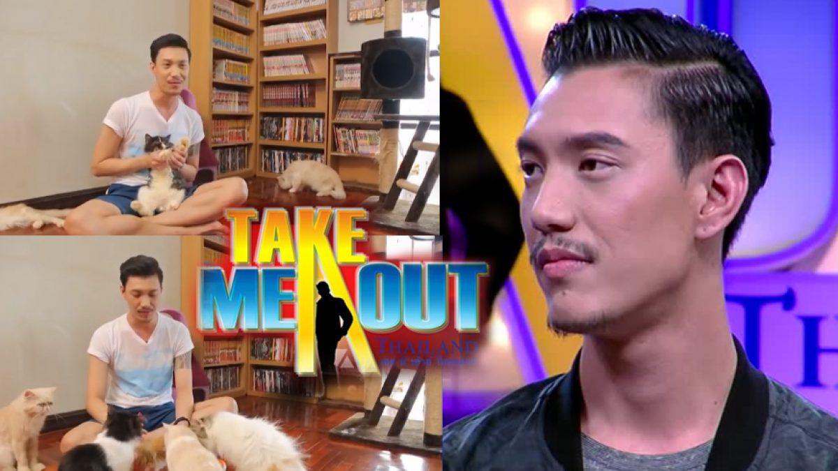 นนท์ หนุ่มมีเพื่อนแก๊งใจหมาแต่เป็นทาสแมว สาวๆจะตกเป็นทาสรักหนุ่มนนท์หรือไม่ Take Me Out Thailand S10 ep.17 เอ็ม-นนท์ 4/4 (30 ก.ค. 59)