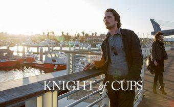Knight of Cups ผู้ชาย ความหมาย ความรัก