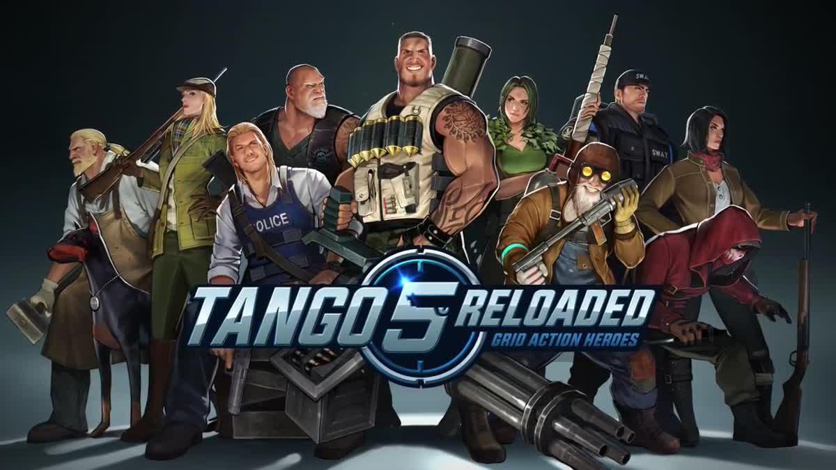 [ตัวอย่างเกม] Tango 5 Reloaded Official Trailer