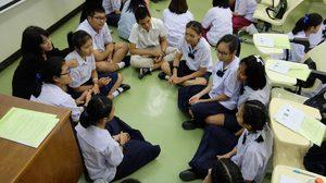 สจล. จัดอบรม นักเรียนโครงการเยาวชนแลกเปลี่ยน