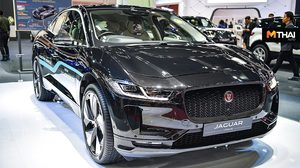 Jaguar I-PACE คว้ารางวัล EV of The Year 2019 ในงานมอเตอร์โชว์ ครั้งที่ 40