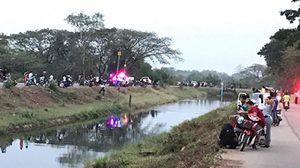 3 นักเรียนสาวขอนแก่น ชวนกันเล่นน้ำ สุดท้ายจมหาย เสียชีวิต 1 ราย