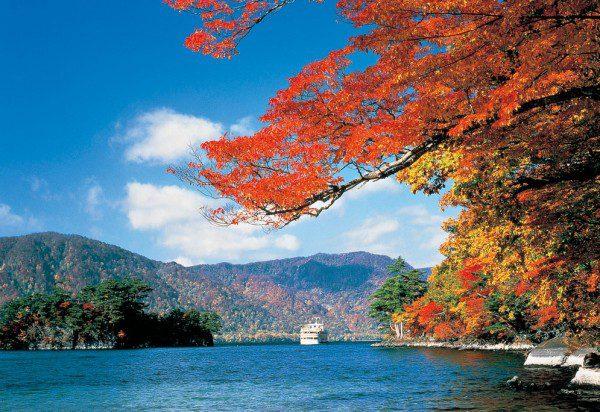 JPRail.com สถานที่ ชมใบไม้เปลี่ยนสีที่ญี่ปุ่น