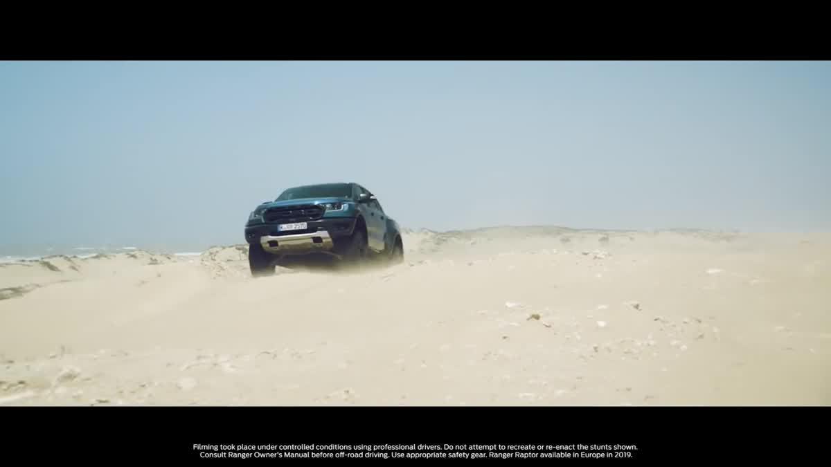 Ford Ranger Raptor เตรียมบุกตลาดรถกระบะยุโรป พร้อมส่งมอบกลางปีนี้