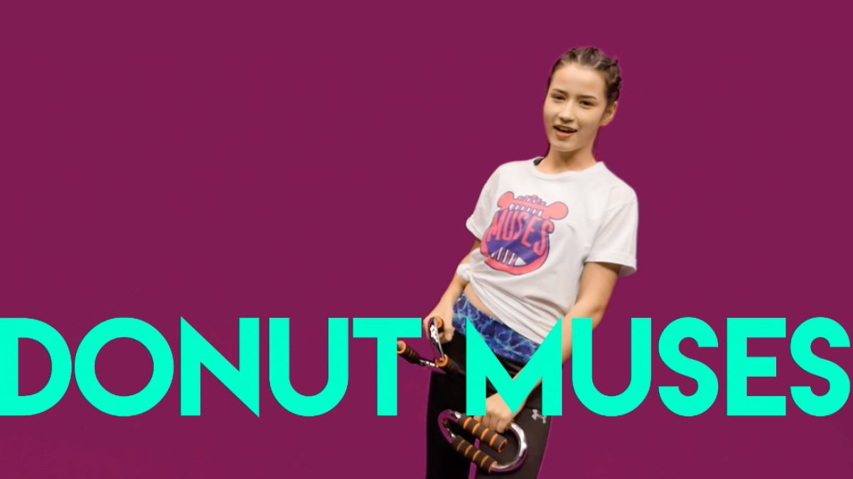 MONO MUSES Introduction: DONUT