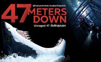 รู้จักฉลามหลากพันธุ์ ก่อนลุ้นระทึกสุดมันใน 47 Meters Down: Uncaged 47 ดิ่งลึกสุดนรก
