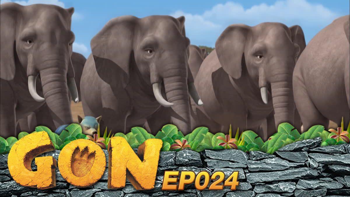 Gon EP 024
