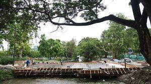 กทม. เชื่อมต่อ 3 สวนสาธารณะรวมเป็นอุทยานสวนจตุจักร