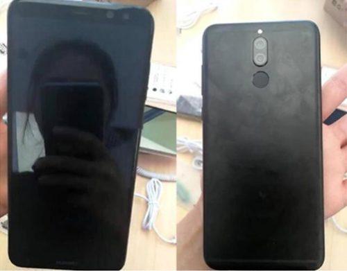 หลุด!! Huawei Nova 2i จอขนาด 5 9 นิ้ว มาพร้อมกล้องคู่หน้าและหลัง