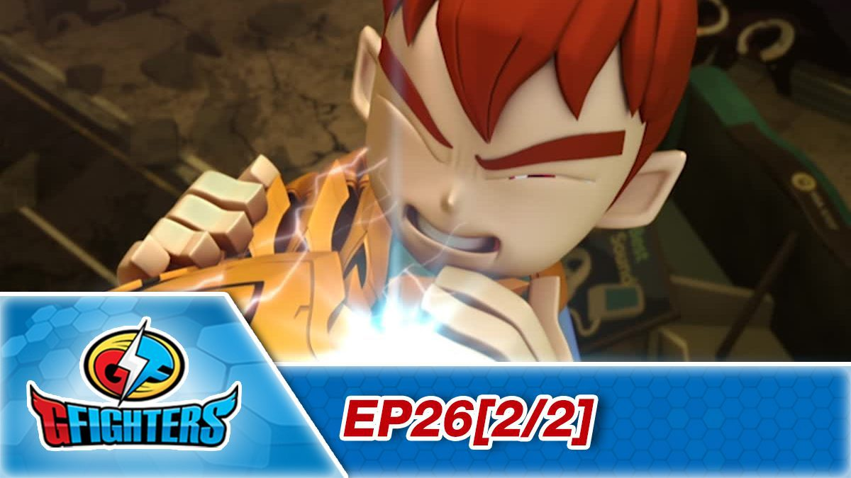G Fighter EP 26 [2/2]