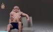 """""""เกรแฮม"""" หุ่นจำลองเตือนใจมนุษย์"""