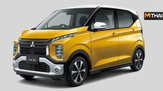 Mitsubishi eK X ตาหน้าดุดัน ดูแปลกตาจาก Kei Car ทั่วไป