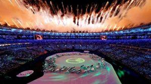 เปิดแล้วอย่างยิ่งใหญ่ 'โอลิมปิก บราซิล' เจอประท้วงไร้เหตุรุนแรง!