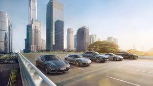 Porsche Asia Pacific ประเดิมวาระแห่งการเฉลิมฉลองครบรอบ 70 ปี