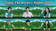 ไฮเนเก้นพันธมิตรฟุตบอลยูฟ่ายูโร 2020 ชวนเชียร์ฟุตบอลอยู่บ้านกับดาราคอบอลตัวจริง ผ่านกิจกรรม Enjoy the Rivalry Nights Online