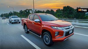 New Mitsubishi Triton กับภารกิจพิชิตเส้นทางออฟโรดยอด ดอยอินทนน์