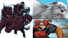 ท็อป 10 สุดยอดน้องหมา จากจักรวาล Marvel