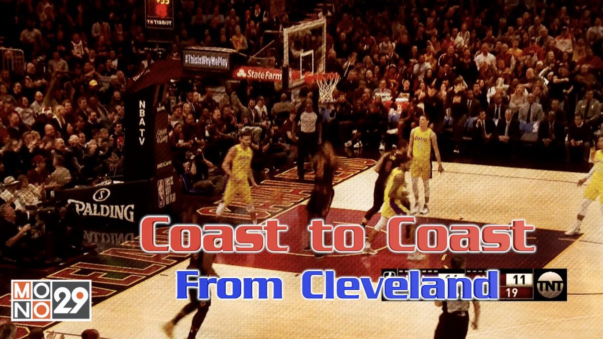 Coast to Coast from cleveland