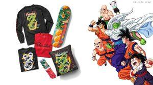 Primitive Skate x Dragon Ball Z อีกหนึ่งงาน Collaboration ของสาวกการ์ตูนในตำนาน