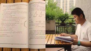 เพื่อนแห่ขอถ่ายเอกสาร เมื่อนักเรียนจีนม.6 เขียนตำราเรียนเลขเอง