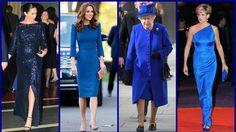 ส่องสไตล์เก๋ๆ ของสมาชิกราชวงศ์ กับแฟชั่น Classic Blue สีมาแรงประจำปี 2020