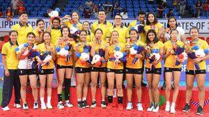 ทัพนักกีฬาไทย โกยวันเดียว 25 ทอง ขยับอันดับพุ่งขึ้นที่ 2 ตารางเหรียญ ซีเกมส์ 2019