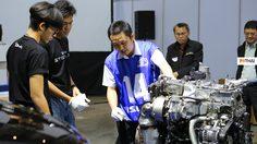 Isuzu จัดแข่งขันทักษะด้านการขาย และบริการหลังการขาย มุ่งพัฒนาบุคลากรมืออาชีพ