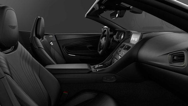 Aston Martin DB11 V8 Shadow Edition