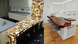 20 แบบ ท็อปเคาน์เตอร์ สุดแจ่มโดดเด่นได้แม้ในห้องครัว