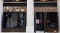 คาเฟ่ดิบๆ GRAPH CAFE | one nimman ร้านกาแฟคูลๆ เอาใจสายฮิป