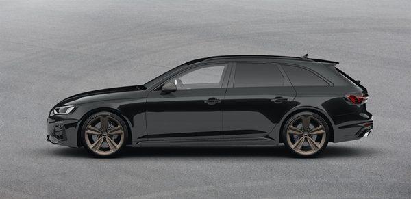 Audi RS4 Avant Bronze
