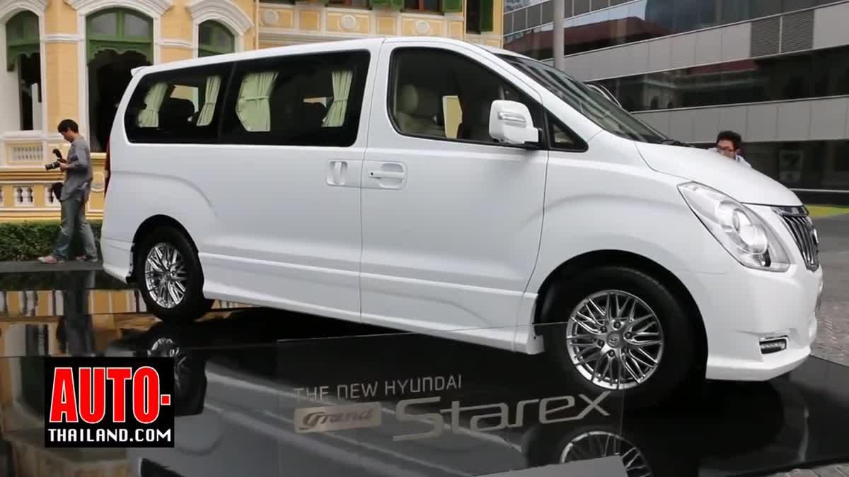 GrandOpening Hyundai H-1 & Grand Starex 2016