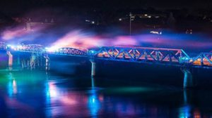 เที่ยวงานสัปดาห์ สะพานข้ามแม่น้ำแคว ปี 2556 จ.กาญจนบุรี