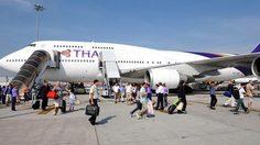 การบินไทย แจงปมนักบินประท้วงเงียบ ทำเที่ยวบิน ทีจี 622 ล่าช้า
