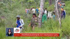 ปรับแผนค้นหา ลุงวัย 59 หลงป่าภูพาน นาน 6 วัน ยังไม่พบตัว