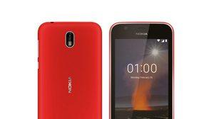 หลุดภาพ Nokia 1 สมาร์ทโฟนรุ่นเล็ก คาดราคาประหยัด ไม่เกิน 3,000 บาท
